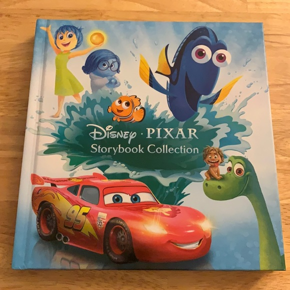 New Disney Pixar storybook